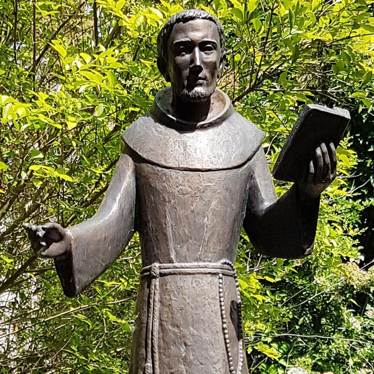 Leben der Franziskaner