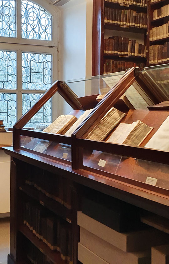 Kloster_wiedenbrueck_Bibliothek