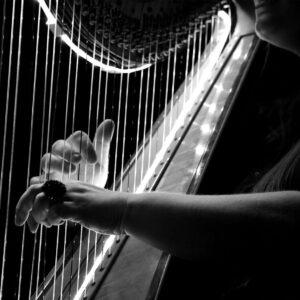 Kloster Wiedenbrück Konzert für Harfe und Gesang - Marienkirche