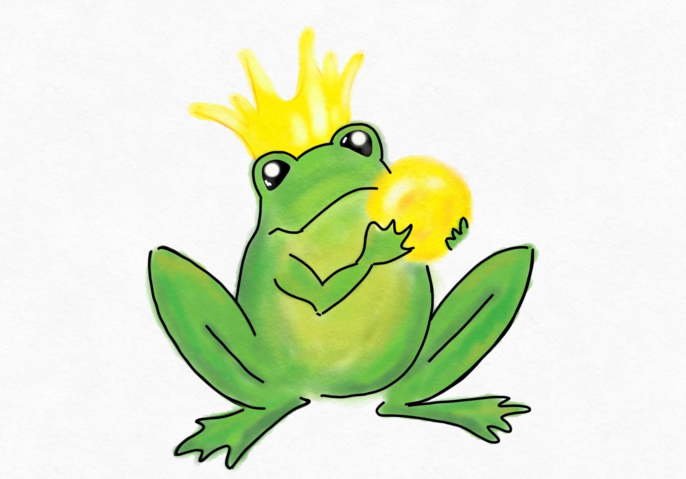 Hakuna Theata Der Froschkönig